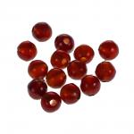 Бусины NAUTILUS art. Soft Beads 5mm dark brown
