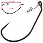 Крючки VMC 7346 SB №4/0
