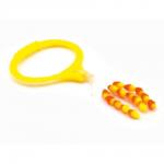 Стопора NAUTILUS Gummy Stopper 2 Color  S