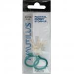 Стопора NAUTILUS NEUTRAL GUMMY  S