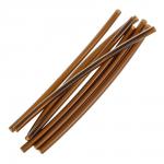Термоусадочные трубки KORDA SHRINK TUBE small 1.2mm (коричневые)