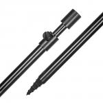 Стойка MAD BLACK ALUMINIUM Bankstick Screw Point 45-80 cm