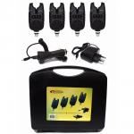 Электронный сигнализатор BUSHIDO TLI 102A набор 4 шт
