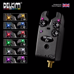 Электронный сигнализатор DELKIM EV PLUS YELLOW (желтый)