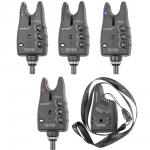 Электронный сигнализатор FLAJZAR FISHTRON Q9-RGB-TX 4+1 Multicolour