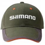 Бейсболка SHIMANO COTTON CA-071M Хаки
