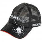 Бейсболка SPIDERWIRE CAP AIRTECH  черная