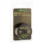Поводковый материал KORDA Kamo Coated Hooklik 15lb 20м KKB15