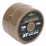 Лидкор KORDA Kable XT Extreme Leadcore 15m 70lb brown