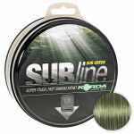 Леска KORDA SUBLINE ULTRA TOUGH Green 0.43 mm