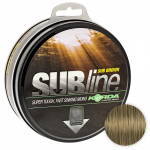 Леска KORDA SUBLINE ULTRA TOUGH Brown 0.35 mm