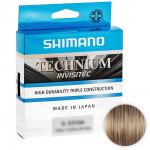 Леска SHIMANO TECHNIUM INVISITEC 0,305