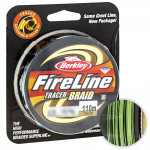 Плетеный шнур BERKLEY FIRE LINE TRACER BRAID 0,40