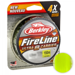 Плетеный шнур BERKLEY FIRELINE ULTRA 8 GREEN D-0.17 150М