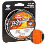 Плетеный шнур BERKLEY WHIPLASH BLAZE ORANGE 0,14