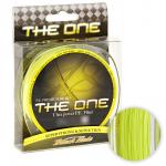 Плетеный шнур BLACK HOLE THE ONE 0,11мм (№0,4) - 4 нити fluo O-11