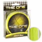 Плетеный шнур BLACK HOLE THE ONE 0,13мм (№0,6) - 8 нитей fluo O-12