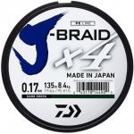 плетеный шнур DAIWA J-BRAID X4 0.33 (135м.)