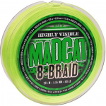 Плетеный шнур MADCAT G2 8-BRAID MAIN LINE 270m 0.60mm