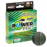 Плетеный шнур POWER PRO MOSS GREEN 0,23 (135м.)