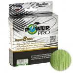 Плетеный шнур POWER PRO SUPER 8 SLICK AQUA GREEN 0,23mm.