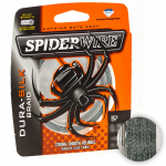 Плетеный шнур SPIDERWIRE DURA-SILK GREEN d-0.25 (137м.)
