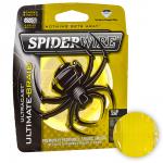 Плетеный шнур SPIDERWIRE ULTRACAST ULTIMATE-BRAID 8 0,17mm 110m yellow