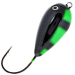 Воблер BUMBLE LURE JERK J-7 Black