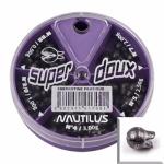 Дробь NAUTILUS Removable Split Shot 5 Cases #BB-4 0.5-3гр