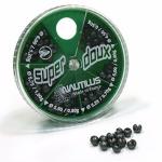 Дробь NAUTILUS SUPER DOUX Zig-Zag 6 Cases d-4.5-6мм 0.5-1.2гр