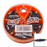 Дробь NAUTILUS Super Soft Long Split Barrel 5 Cases 0.5-10гр