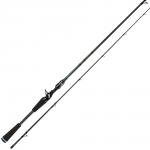 Удилище кастинговое ZEMEX BASS ADDICTION Casting Rod 213 5-25g