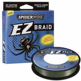 Плетеный шнур SPIDERWIRE EZ 0,30 (100м.)