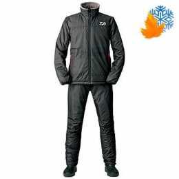 Костюм DAIWA DL-5204 WARM-UP Black 3XL