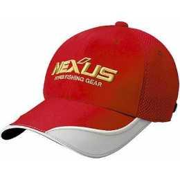 Бейсболка SHIMANO Nexus CA-112F (красная)