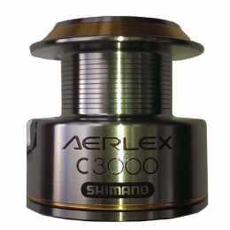 Катушка запасная шпуля SHIMANO шпуля NAVY, AERLEX 07_С3000