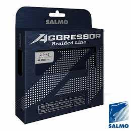 Плетеный шнур SALMO AGGRESSOR 0,20 (100м.)