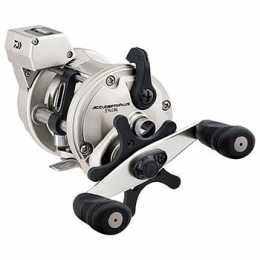 Катушка мультипликатор DAIWA ACCUDEPTH PLUS 27LCBW-L(LEFT HAND)