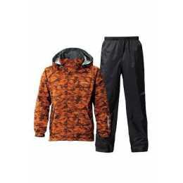 Костюм SHIMANO NEXUS DRYSHIELD RA027M Тёмно-оранжевый р-р. EU XS