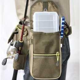 Сумка AQUATIC art ПР-03 разгрузочный (с коробками fisherbox)