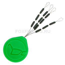 Огрузка для поводка) KORDA SINKERS small green (Огрузка для поводка)