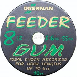 Фидерная резина DRENNAN FEEEDER GUM 0.65 10m-4.5kg