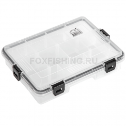 Коробка SALMO box WATERPROOF 1501-04