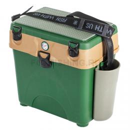 Ящик A-ELITA A-box зелёный