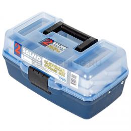 Ящик SALMO box рыболовный 2 полки
