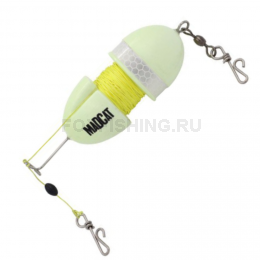 Оснастка поплавок MADCAT ADJUSTA BUOY FLOAT 32g - 15m