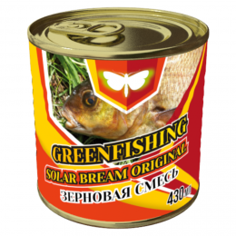 Зерновая смесь GREENFISHING art. МИКС SOLAR BREAM ORIGINAL 0,43