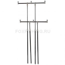 Перекладина PROLOGIC COMMANDER CARBON STEEL 3 rods