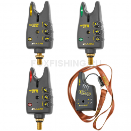 Электронный сигнализатор FLAJZAR FISHTRON Q9-TX 3+1 (З, Ж, К)