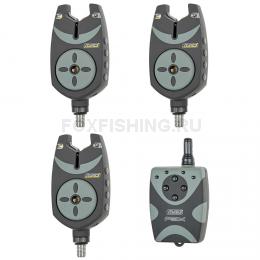 Электронный сигнализатор D.A.M. MAD FSX G2 3+1 (Набор в кейсе)
